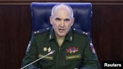 Начальник главного оперативного управления Генерального штаба Сергей Рудской.