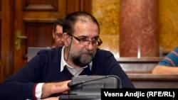 Vukašin Obradović, foto: Vesna Anđić