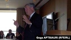 Уильям Кортни, бывший посол США в Казахстане. Тбилиси, 15 сентября 2011 года.