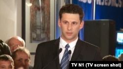 Predsjednik hrvatskog Sabora Božo Petrov