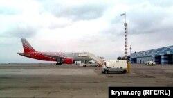 Аеропорт «Сімферополь», ілюстраційне фото