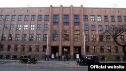 Будівля МЗС Польщі, Варшава