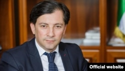 Вице-президент Абхазии Виталий Габния