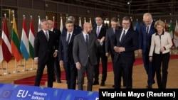 Predsednik Evropskog saveta sa liderima država Zapadnog Balkana