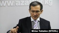 Ղրղըզստանի փոխվարչապետ Ջումարտ Օտորբաև