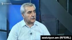 Колишній президент Вірменії Роберт Кочарян