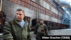 Ватажок угруповання «ДНР» Олександр Захарченко, 1 березня 2017 року