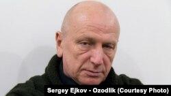 Sergey Ejkov - Journalist and the chief editor of independent Uzmetronom.com website