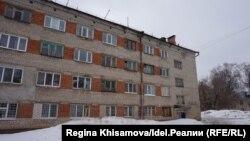 Аварийный дом в Зеленодольске