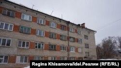 Аварийный дом в Зеленодольске. Архивное фото