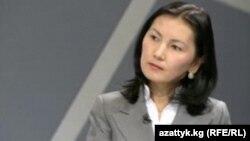 Аида Салянова, октябрь-2010