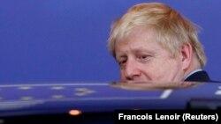 Britanski premijer Boris Džonson u Briselu, ilustrativna fotografija