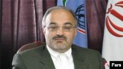 بهروز علیشیری، معاون وزیر امور اقتصادی و دارایی ایران