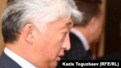 Владимир Ким, «Қазақмыс» корпорациясының президенті. Алматы, 12 қыркүйек 2010 жыл.