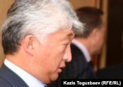 Владимир Ким, совладелец KAZ Minerals.