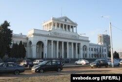 Гістарчыны будынак аэравакзалу на вуліцы Чкалава стане часткай комплексу Minsk World