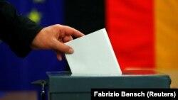آرشیف، انتخابات در جرمنی
