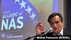 Više doprinosio buđenju projekata troentitetske podjele nego cjelovitosti države: Haris Silajdžić