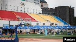 Չինաստան - Կորոնավիրուսի զանգվածային թեստավորում Պեկինում, 15-ը հունիսի, 2020թ.