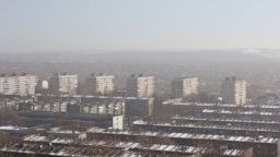 Новокузнецк, вид города