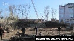 На участке Порошенко в 2012 году уже проводились работы