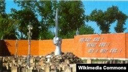 Мемориал депортации в Грозном