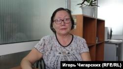 Галина Шутова