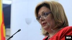 Kryeprokurorja e dorëhequr e Maqedonisë së Veriut, Katica Janeva,