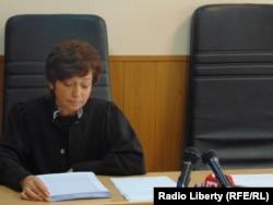 Судья Анжелика Морозова
