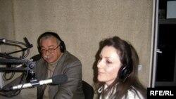 Sərdar Fərəcov və Gülyaz Məmmədova
