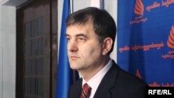 Сопредседатель «Альянса за Грузию» Созар Субари