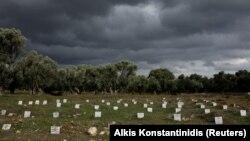 Groblje migranata na grčkom ostrvu, ilustrativna fotografija