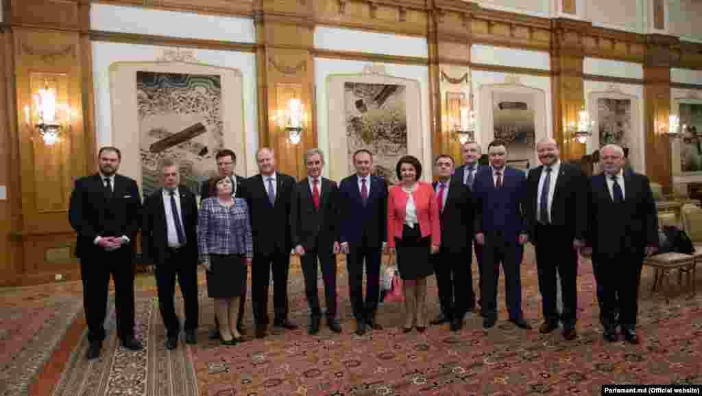 Delegaţia de la Chişinău