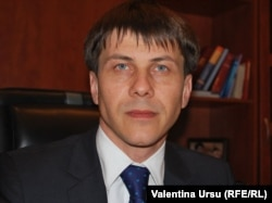 Ministrul justiției Oleg Efrim