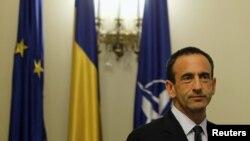 Philip Gordon, asistentul secretarului de stat american pentru afaceri europene și eurasiatice, București, august 2012.