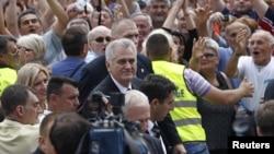 FOTOGALERIJA: Nikolić položio zakletvu za predsednika Srbije