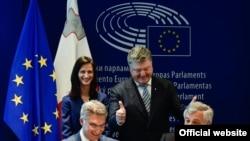 Potpisivanje sporazuma o viznoj liberalizaciji iymeđu EU i Ukrajine