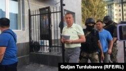 Фарид Ниязов в суде. 10 августа 2019 г.