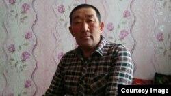 Адал Ахмет, переехавший из Китая в Павлодарскую область Казахстана этнический казах.