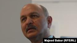 مشاهد حسین سید رئیس کمیتۀ دفاعی و تولید دفاعی سنای پاکستان