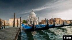 Pamje e një pjese të Venecias