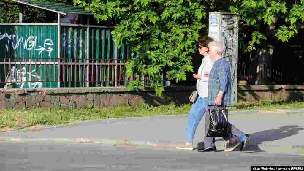 Довжина сучасної вулиці Воровського становить приблизно 1,5 км