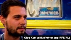 Крымский фотограф Максим Василенко
