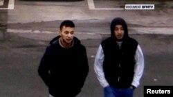 Salah Abdeslam i Hamza Attou, snimak kamera na autoputu nakon terorističkih napada u Parizu 2015.