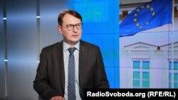 Дайнюс Жалімас, голова Конституційного суду Литви