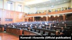 Kuvendi i Kosovës.