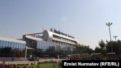 Аэропорт Оша.