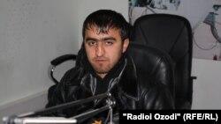 Аҳмадхӯҷа Давлатов.