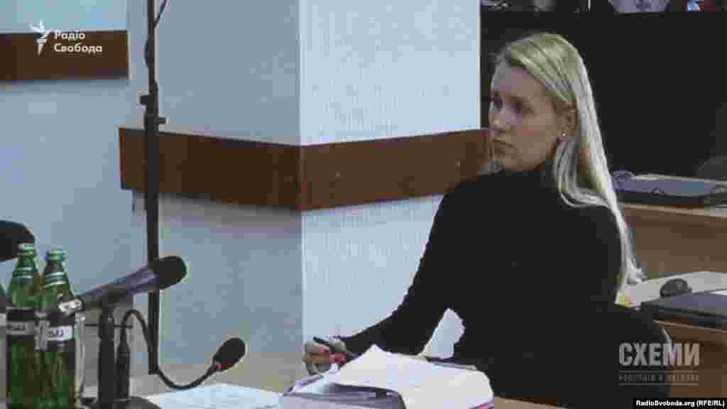 Суддя Вікторія Олішевська (Олішевська Вікторія Віталіївна, Донецький окружний адміністративний суд)