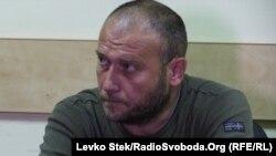 Бывший глава запрещенной в России организации «Правый сектор» Дмитрий Ярош.